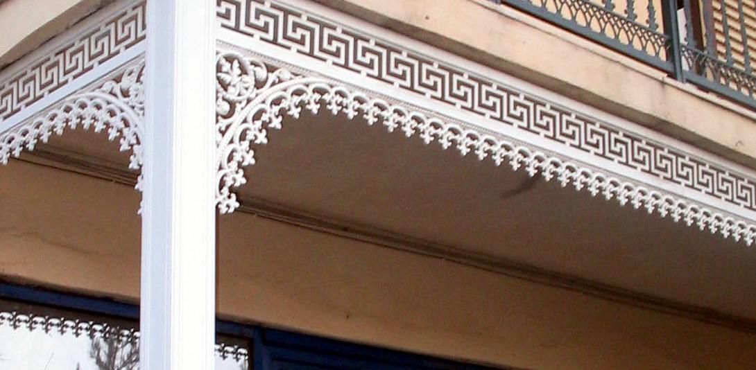 Decoración de porches en Aluminio macizo: Productos y Servicios de Aluminco & Panel, S.L.