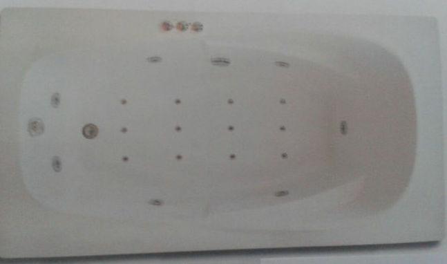 Modelo Clásica 180 x 0,95: Nuestros productos de Aqua Sistemas de Hidromasaje