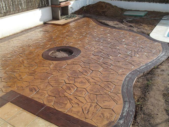 Hormigón pulido en Huelva