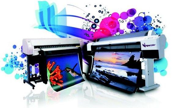 Impresión digital: Trabajos de + D Rotulación