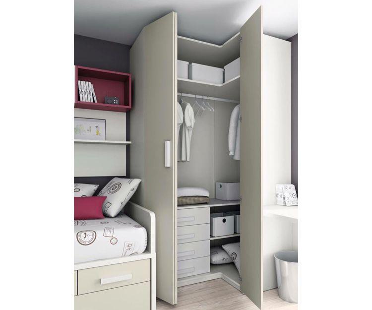 Dormitorios en Valencia