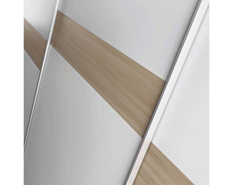 Frentes de armarios modernos