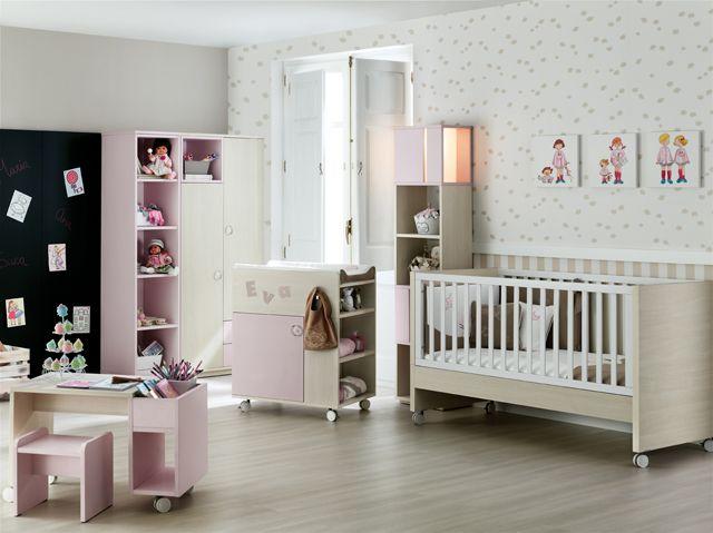 Dormitorios infantiles - Muebles Ros - Colección Ros Mini 10