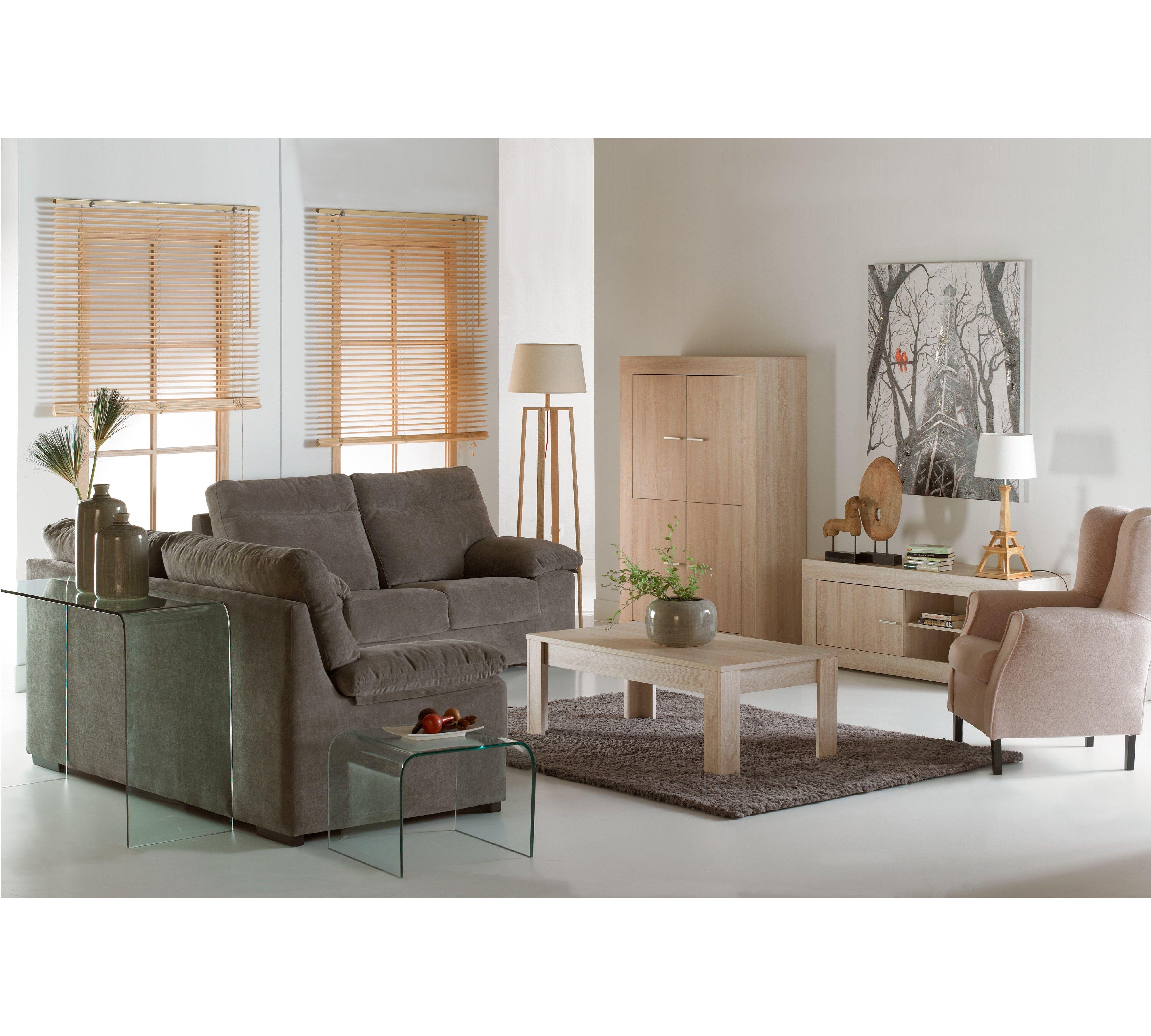 Mueble tv modelo Rústica - Camino a Casa