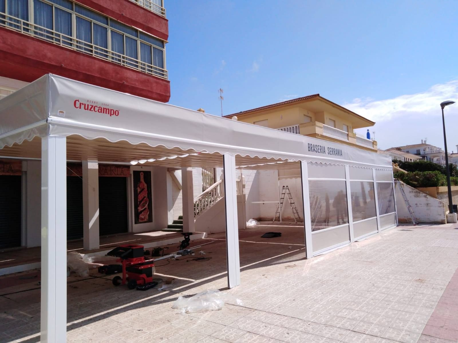 Foto 77 de Venta e instalación de toldos en Huelva en Bollullos Par del Condado | Toldos Alcántara