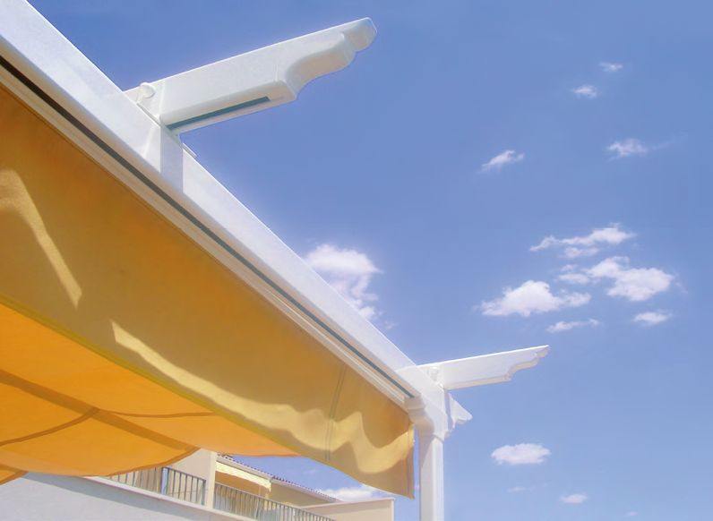 Modelo toldo estructura 80 x 40: Modelos de Toldos Alcántara