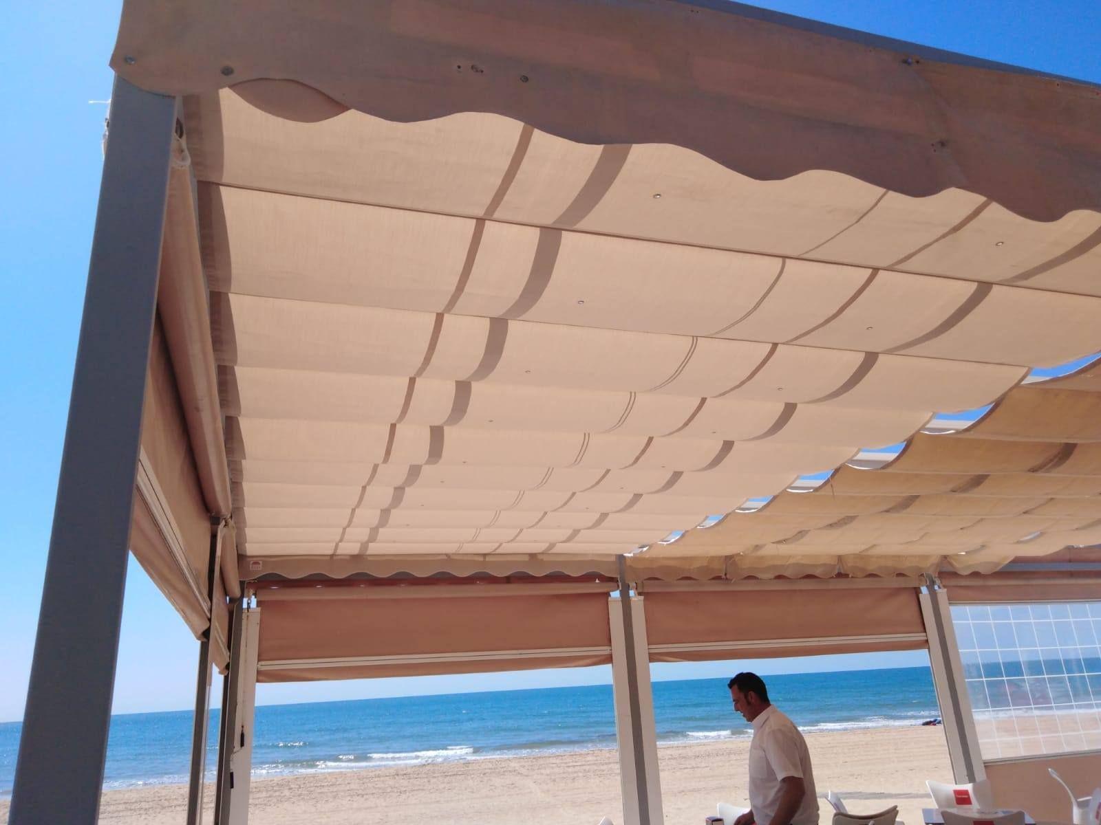 Foto 14 de Venta e instalación de toldos en Huelva en Bollullos Par del Condado   Toldos Alcántara