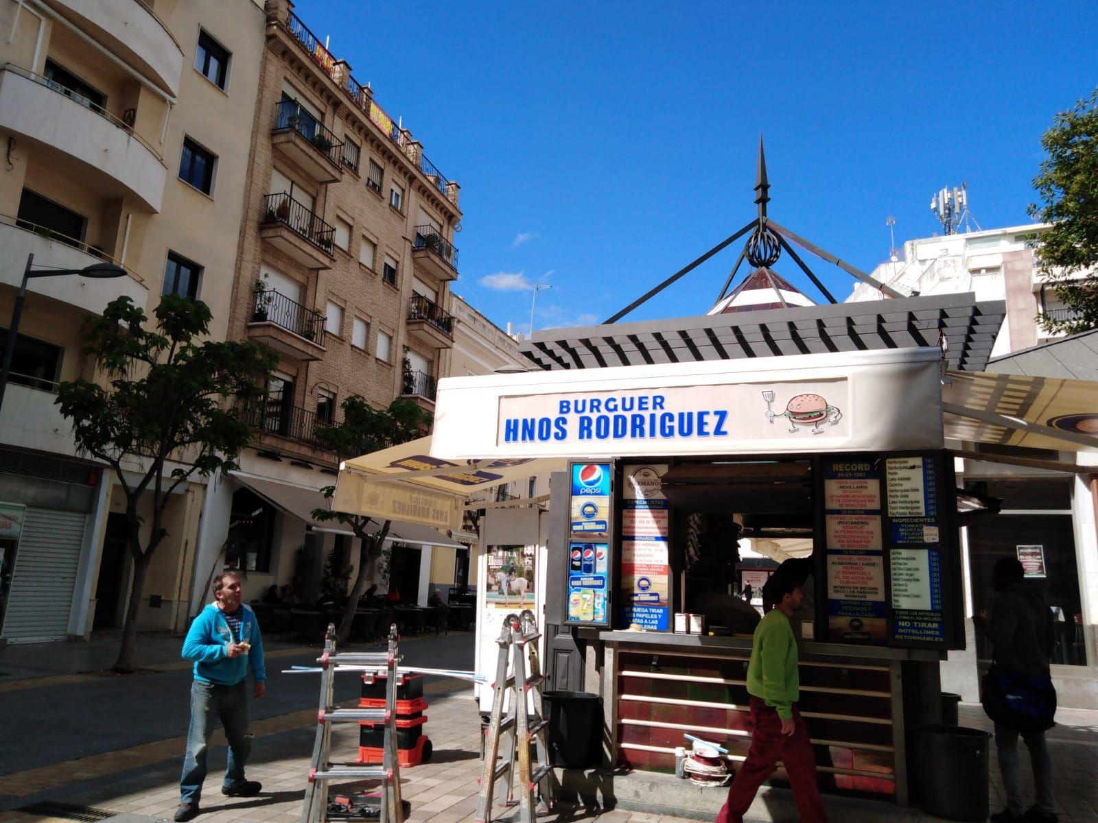 Toldos a medida en Huelva