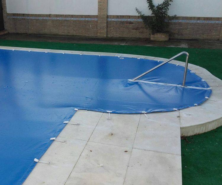 Instalación de cubiertas de piscina en Huelva