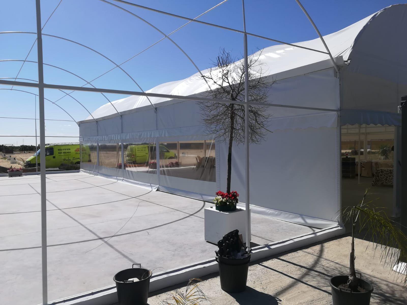 Foto 7 de Venta e instalación de toldos en Huelva en Bollullos Par del Condado | Toldos Alcántara
