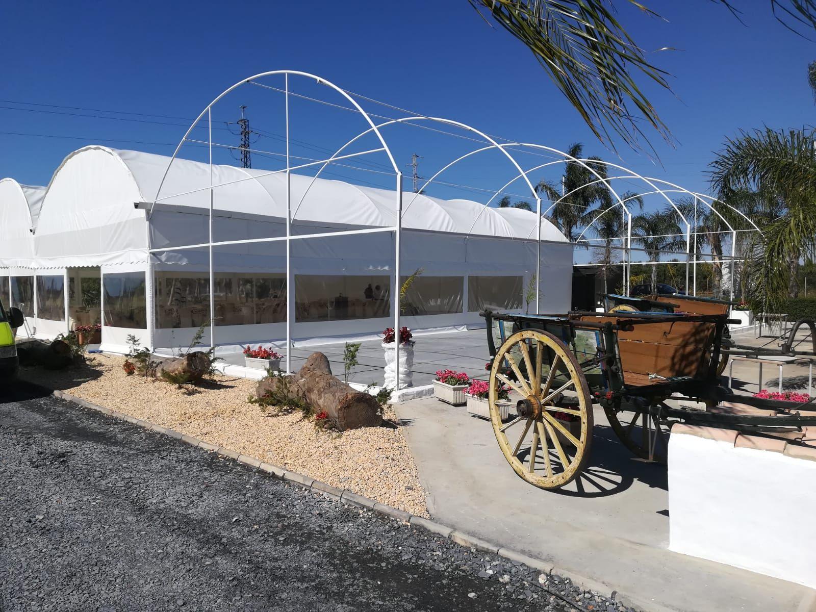 Foto 8 de Venta e instalación de toldos en Huelva en Bollullos Par del Condado | Toldos Alcántara