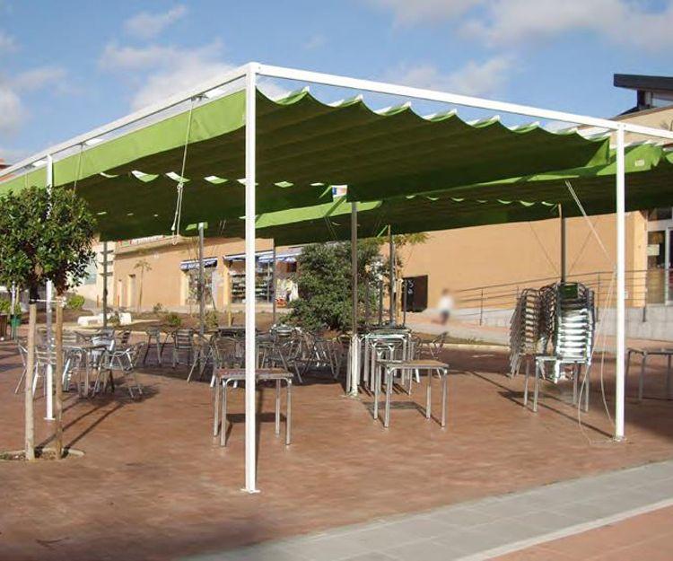 Venta e instalación de pérgolas en Huelva