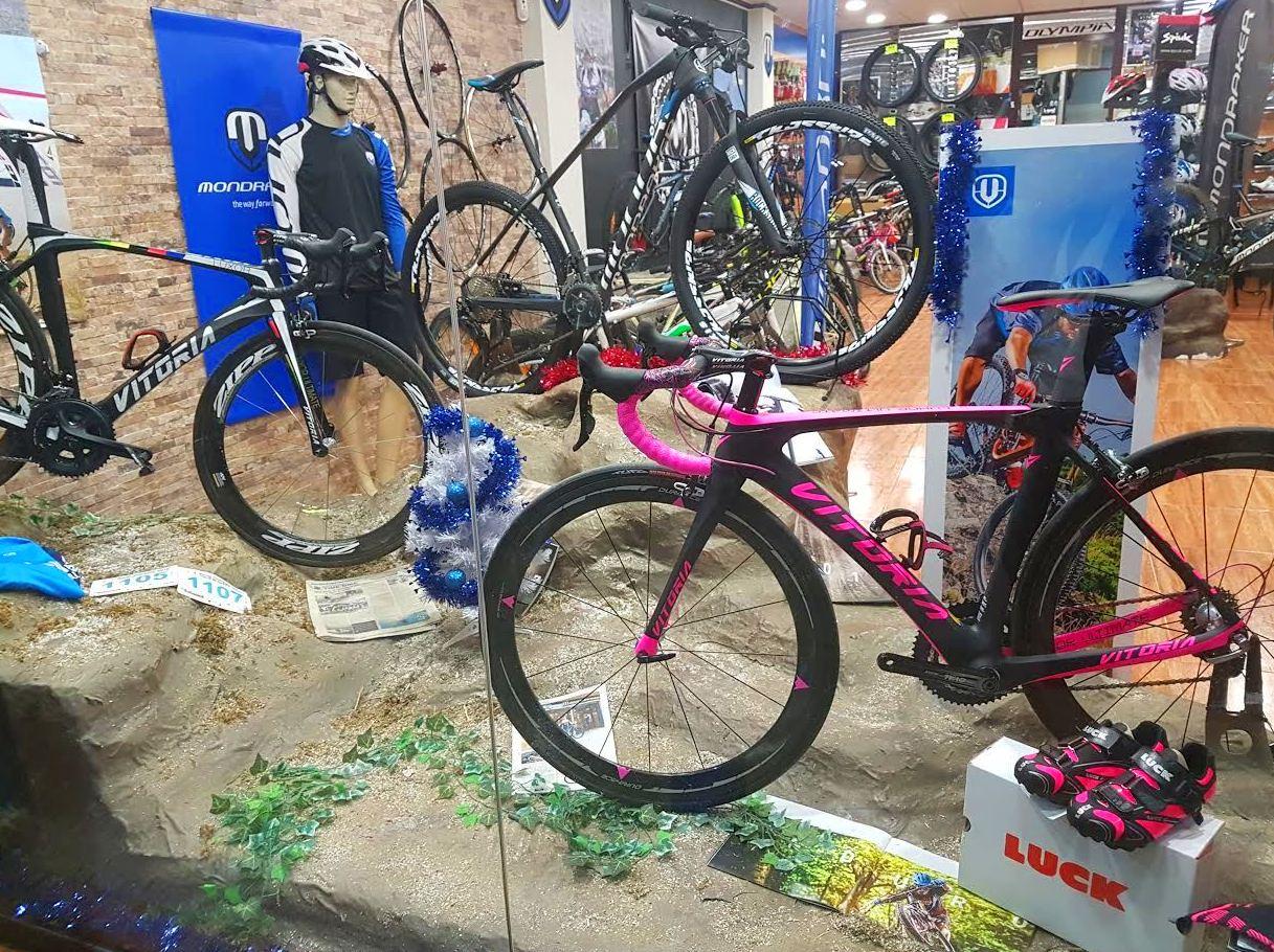 CATALOGO VITORIA: Bicicletas de Time Bike