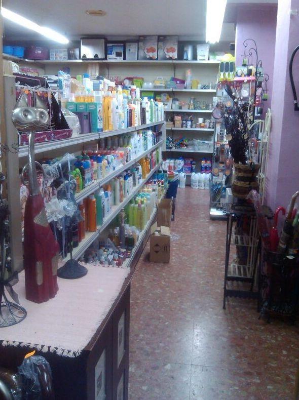 Droguería Blanca en Torrejón de Ardoz