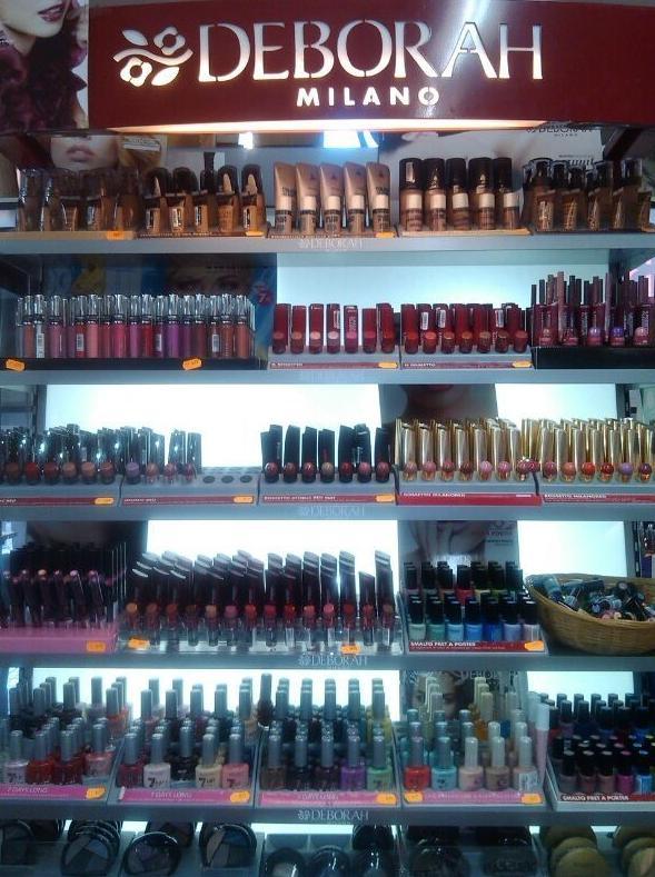 Todo en droguería y perfumería