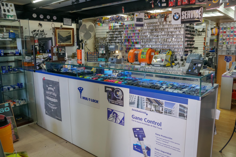 Alquiler y venta de material eléctrico