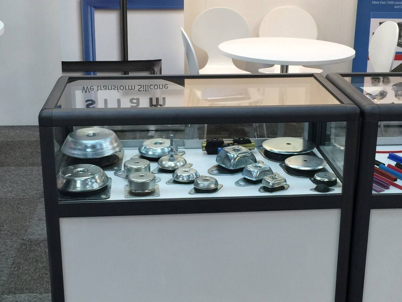 Anti-vibration springs manufacturing