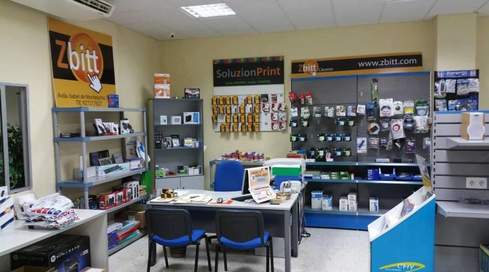 Mantenimiento de equipos informáticos en Cáceres
