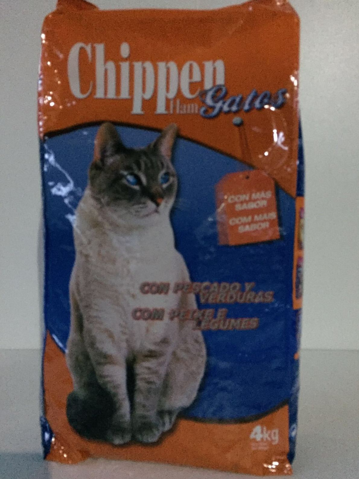Venta de pienso para gatos