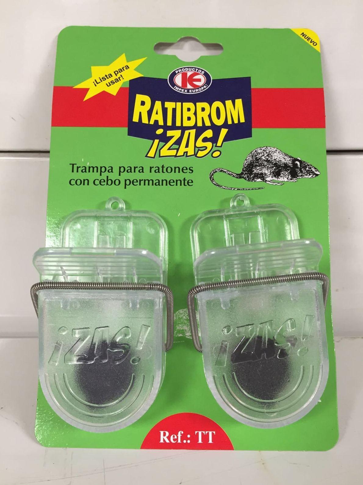 Venta de trampas para ratones