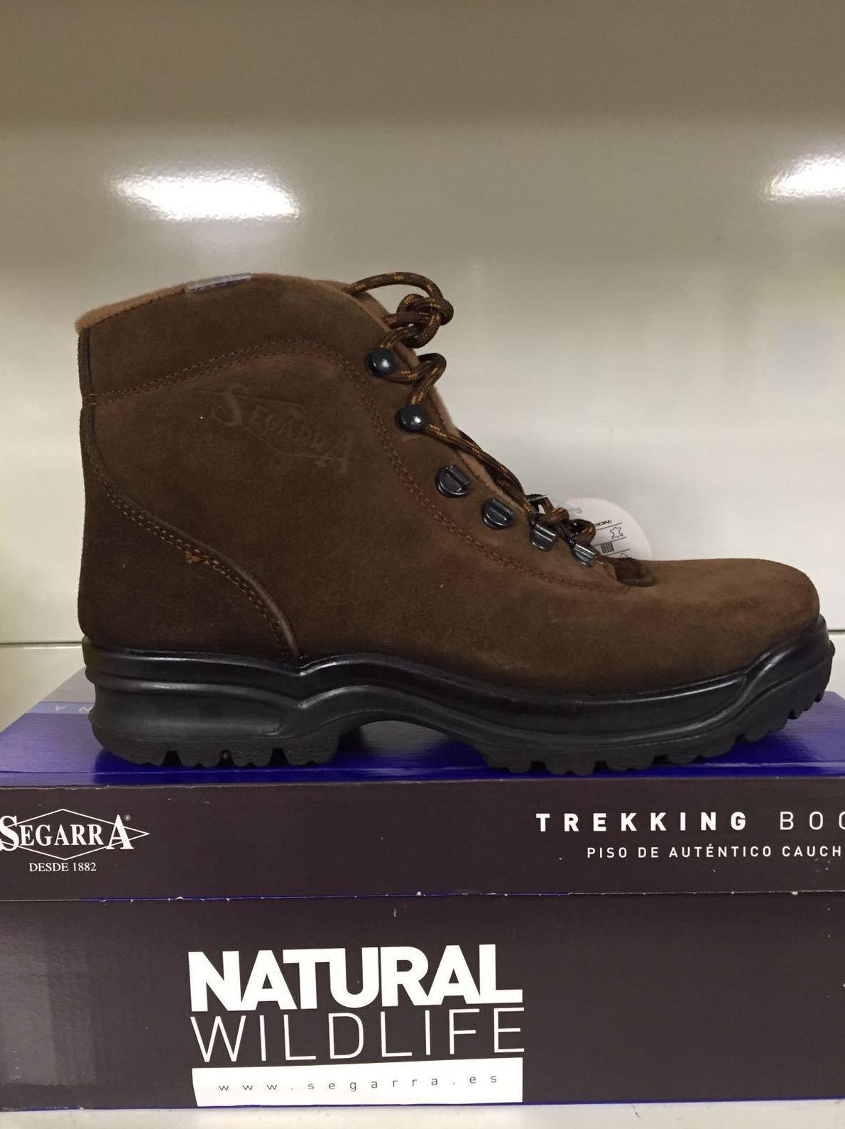 Venta de calzado para trabajo enel campo