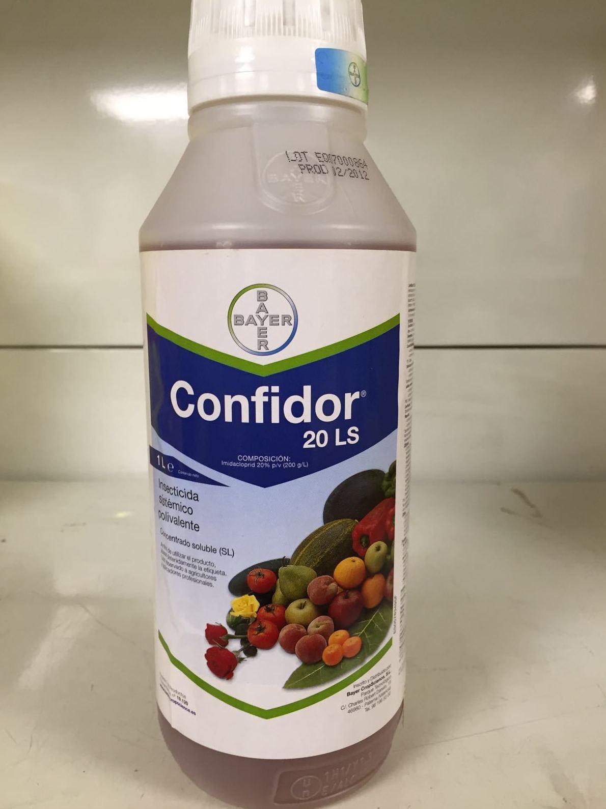 Insecticida para proteger las frutas