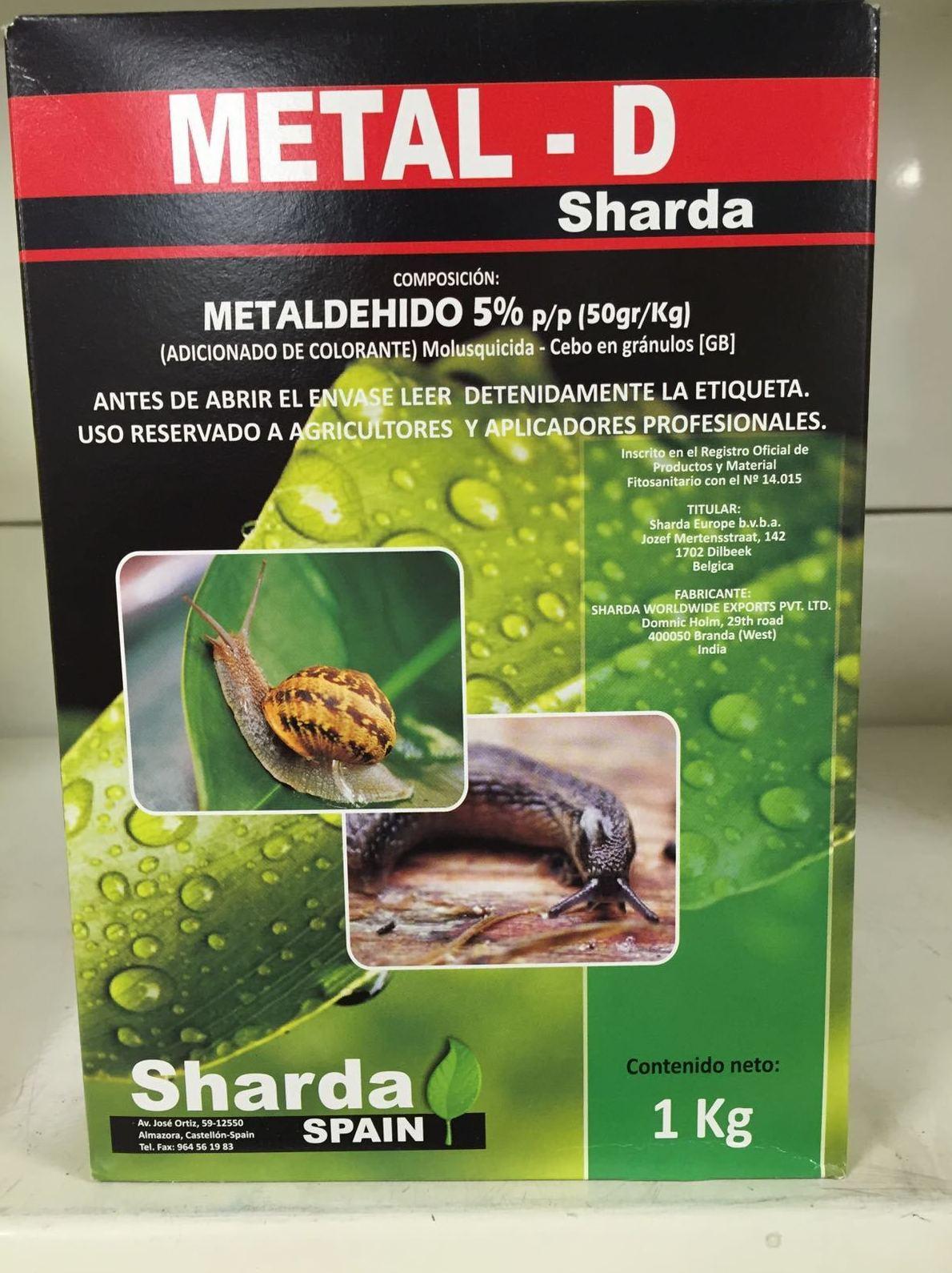 Productos para combatir plagas