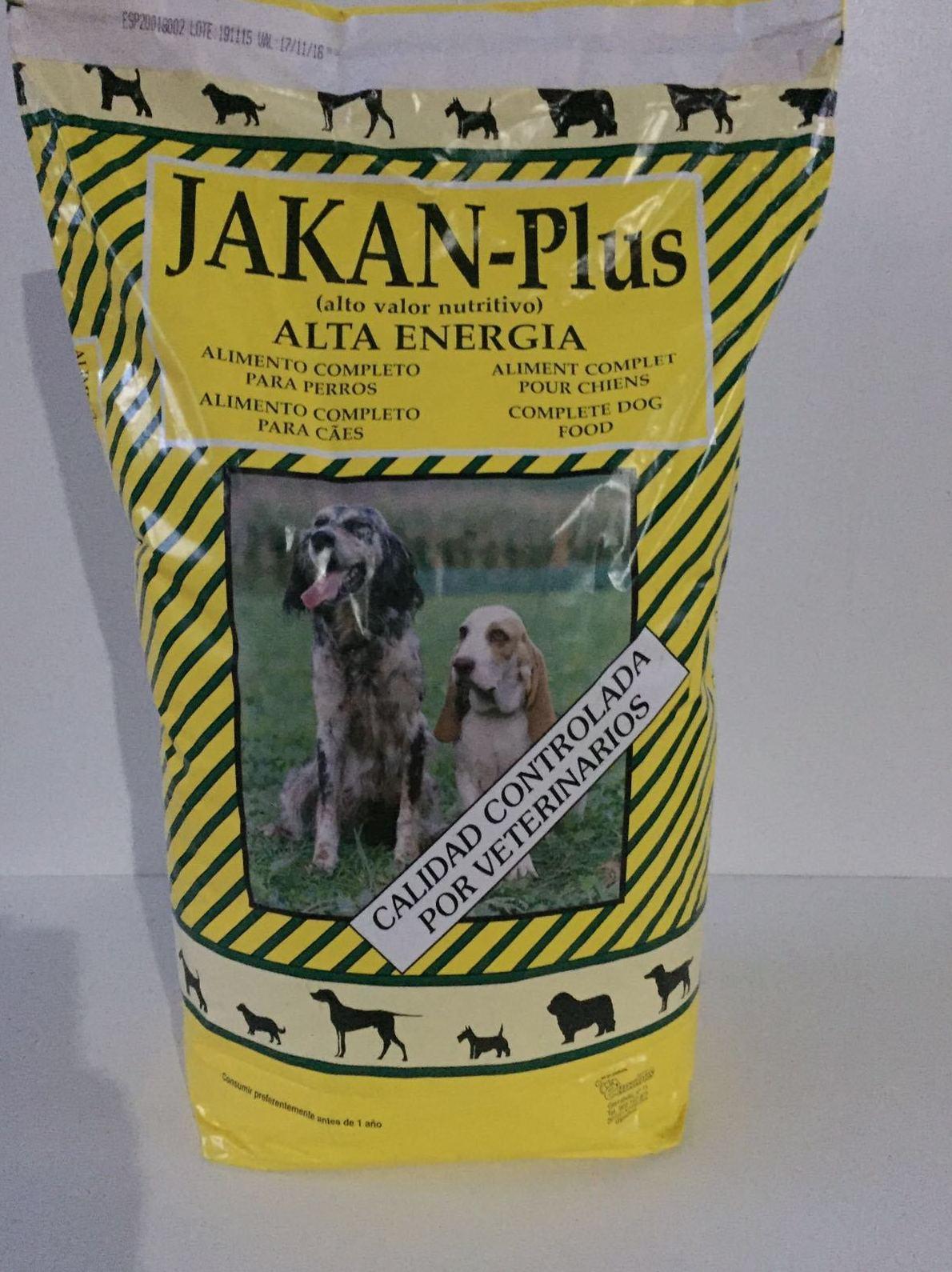Alimento parra perros de alta energía
