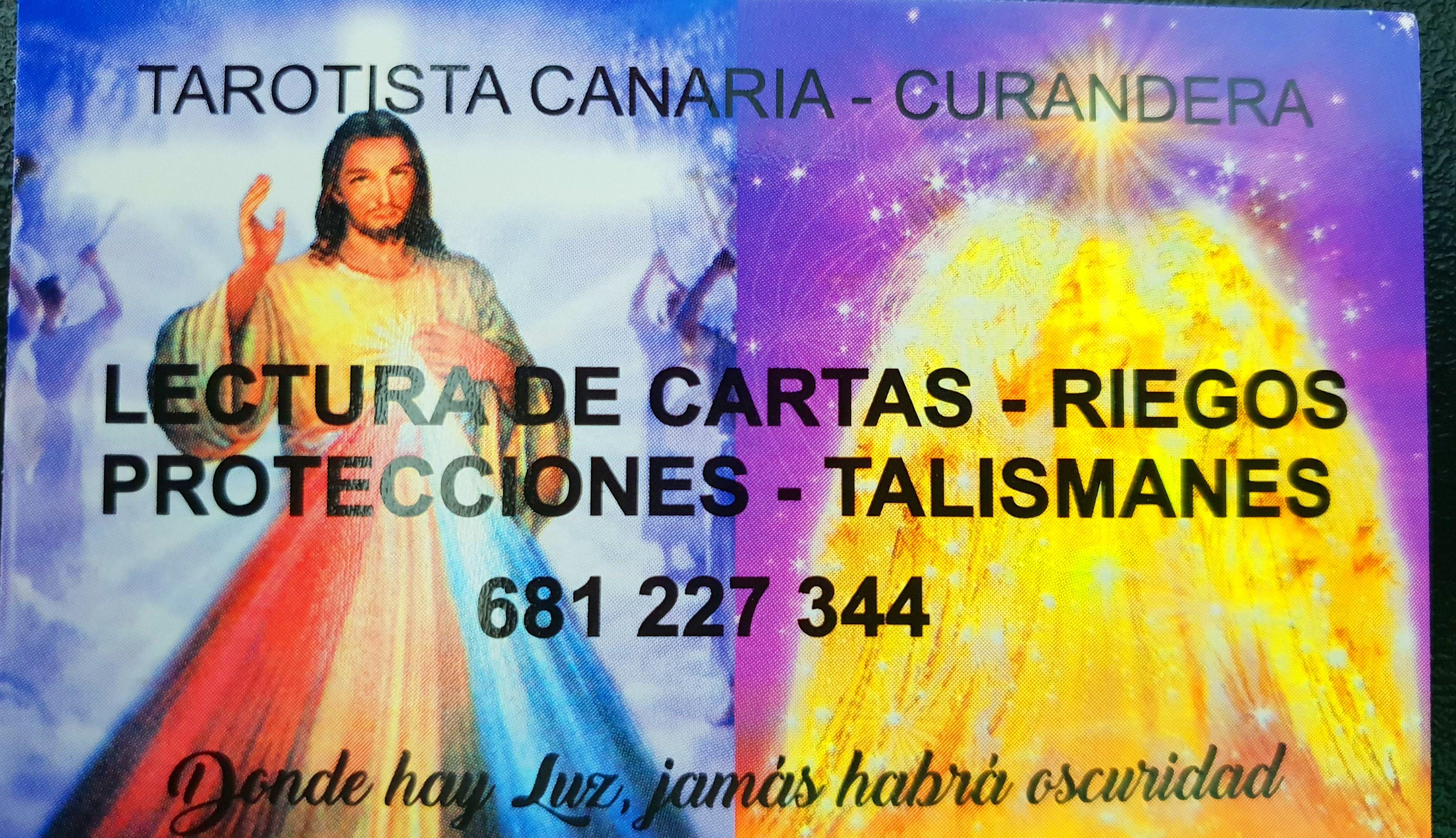 Foto 1 de Astrología y esoterismo en Argana Alta | Tarot y Videncia Sonia