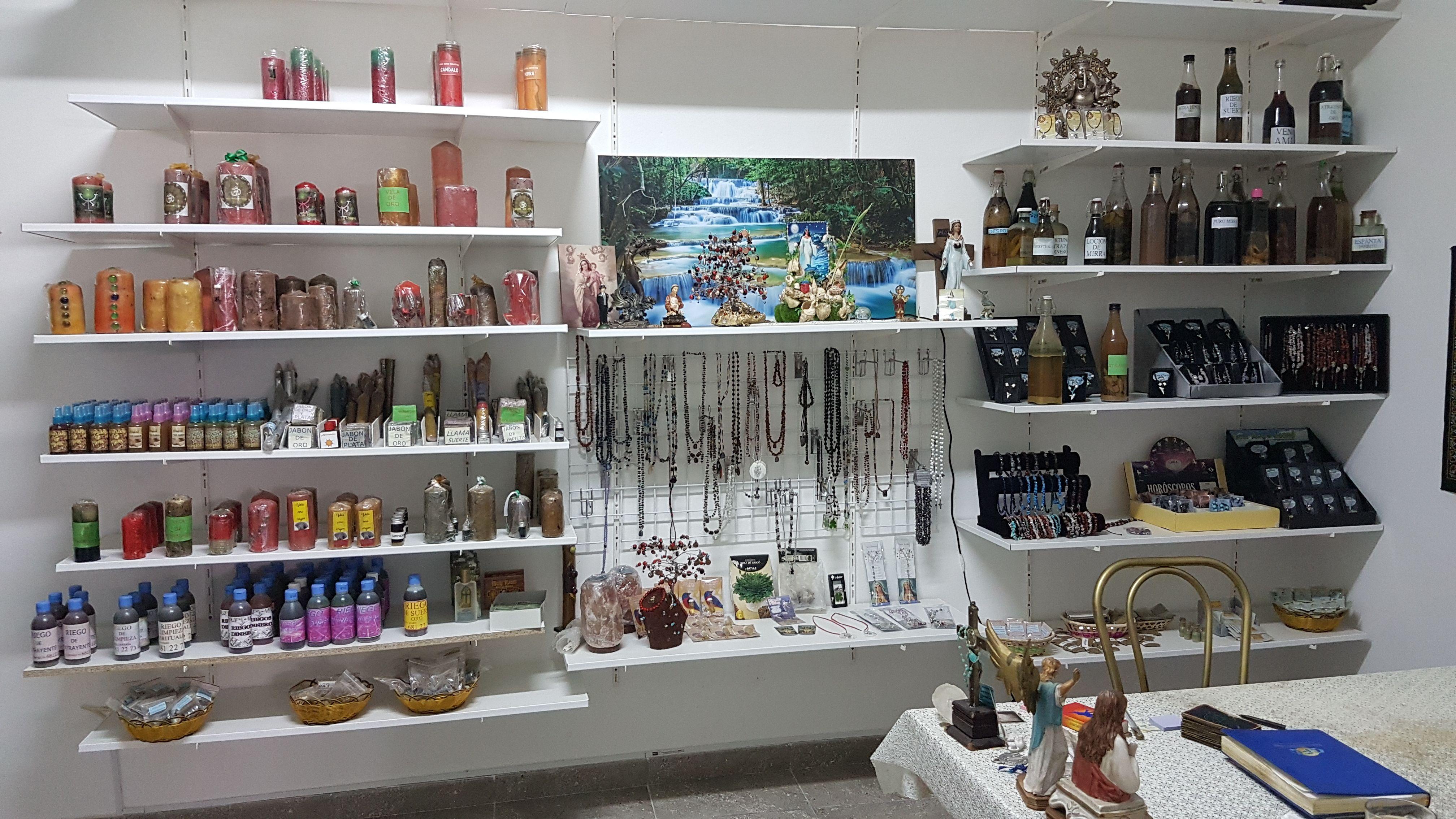 Amuletos y talismanes para lo que necesites en Las Palmas