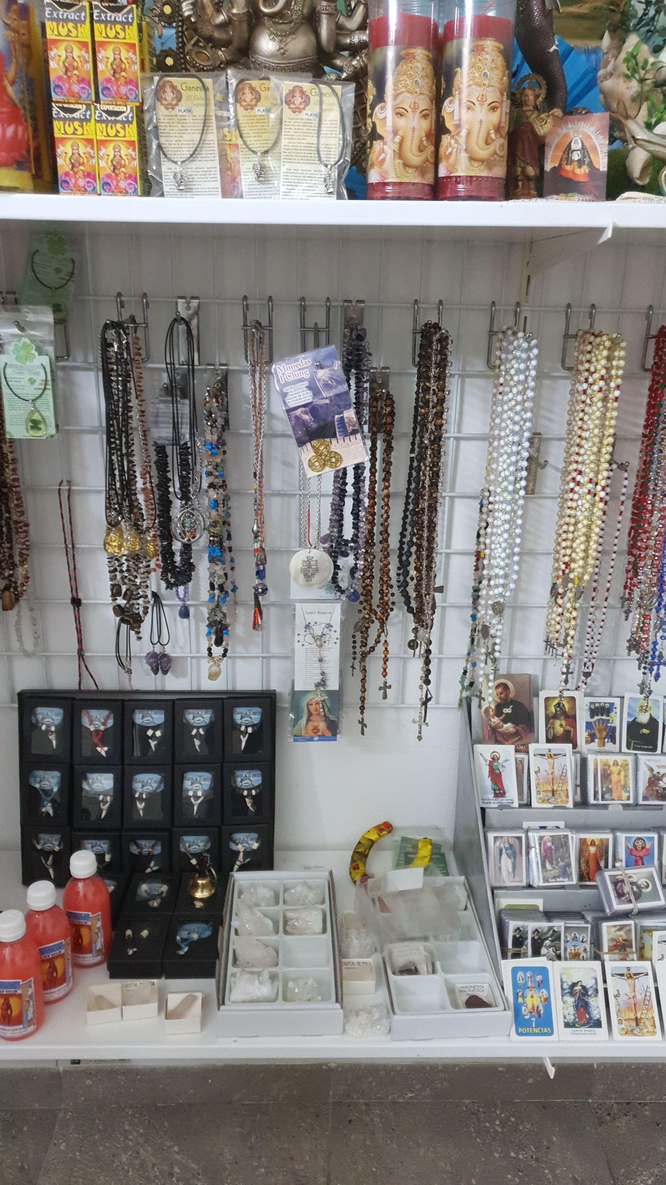 Amuletos y talismanes en las Palmas de Gran Canaria