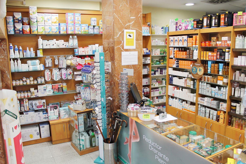 Tu farmacia de confianza en Francisco Silvela (Madrid)