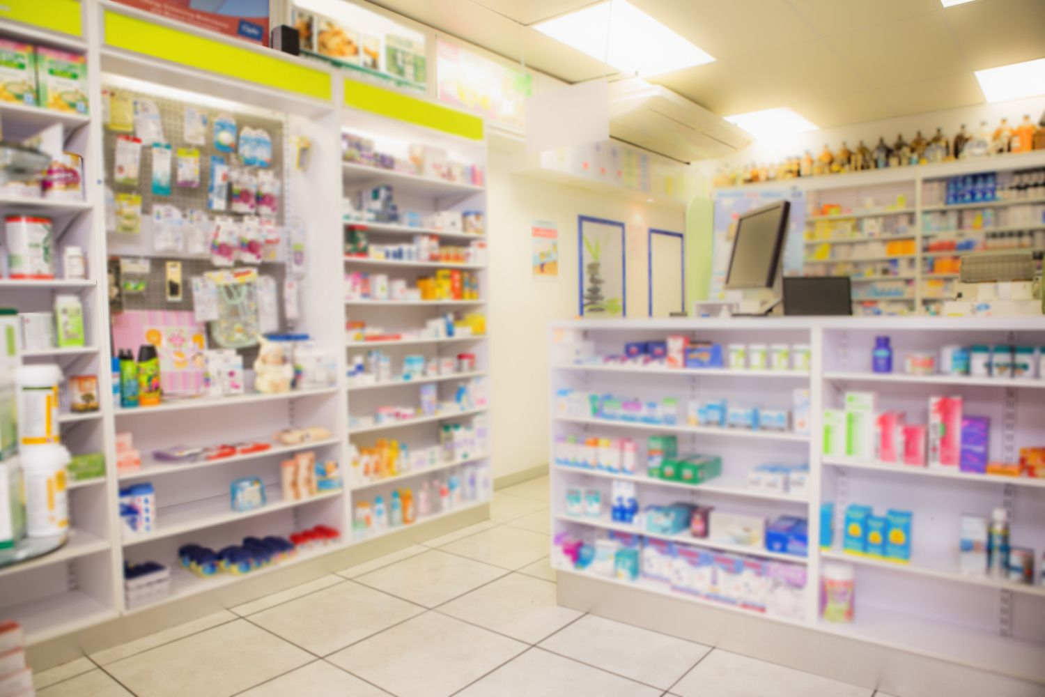 Farmacia en Madrid