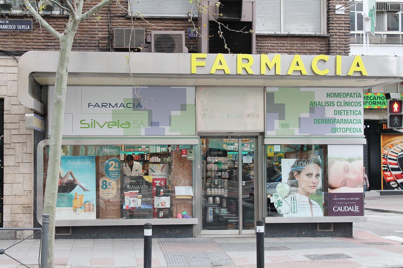 Farmacia con gran variedad de servicios