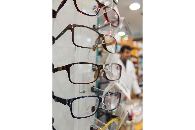 Gafas para ver de cerca