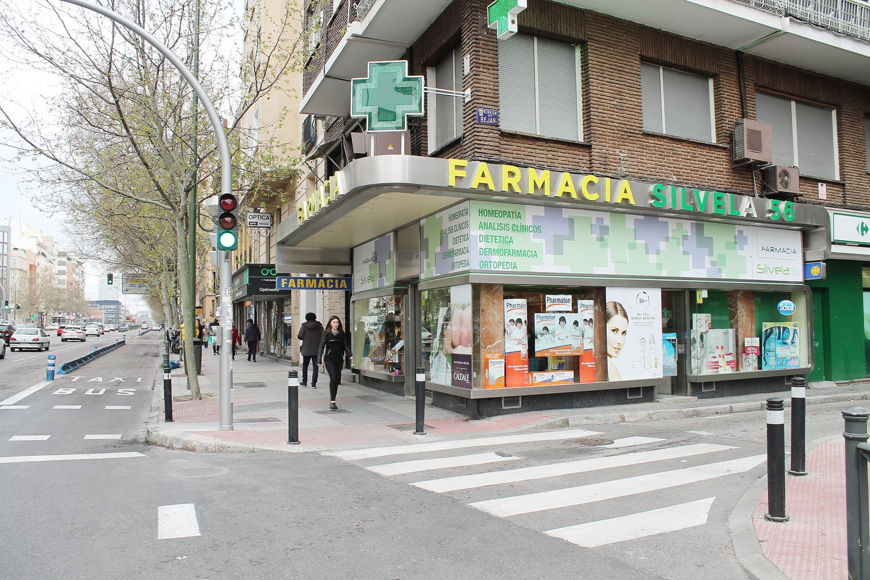 Farmacia homeopática en Diego de León