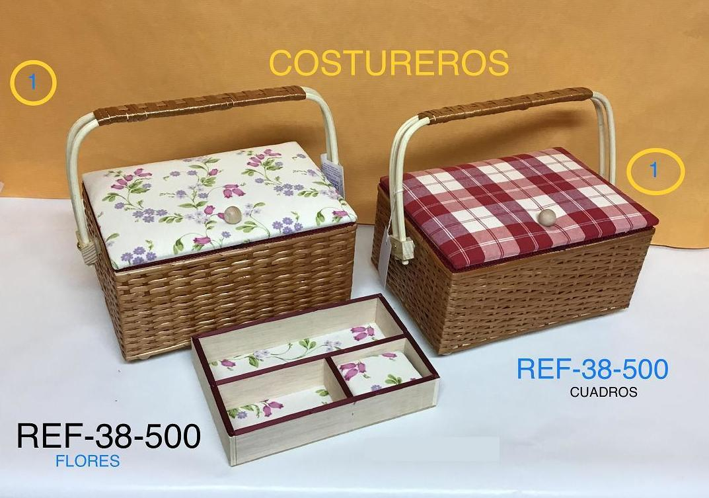 COSTURERO DECORADO BUFF 27X20X16