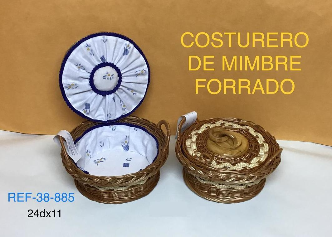 COSTURERO MIMBRE BUFF 24DX11