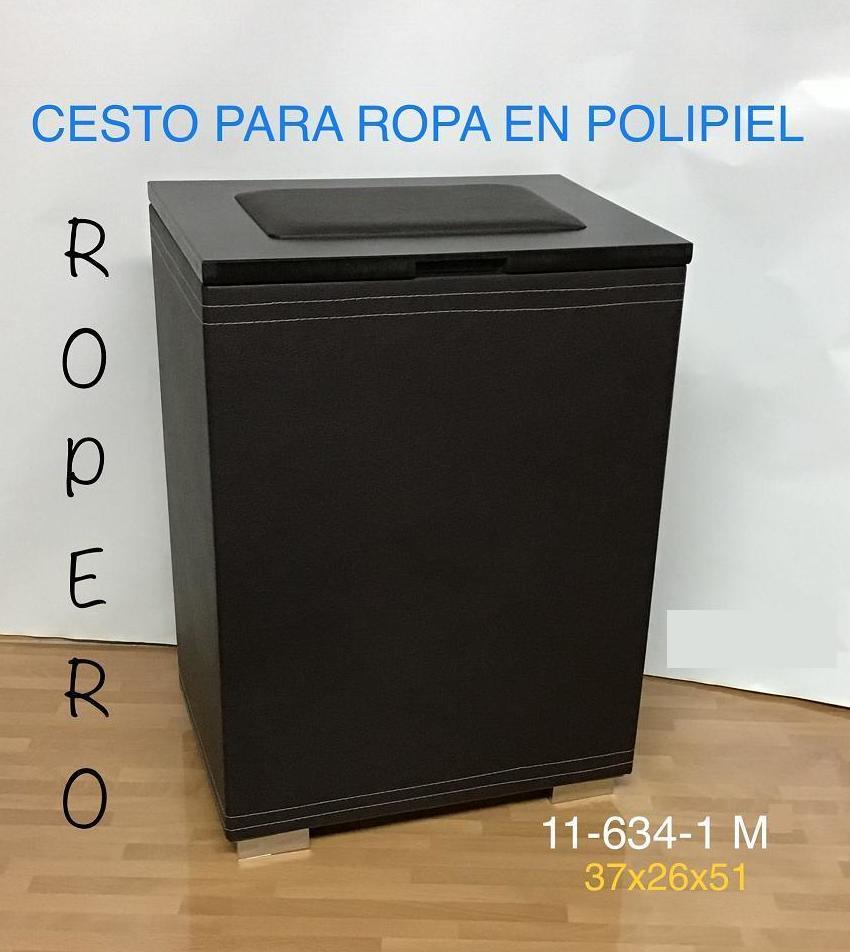 11-634-1 ROPERO POLIPIEL 37X26X51