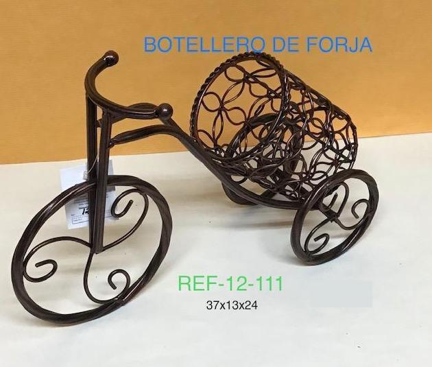 BOTELLERO DE FORJA