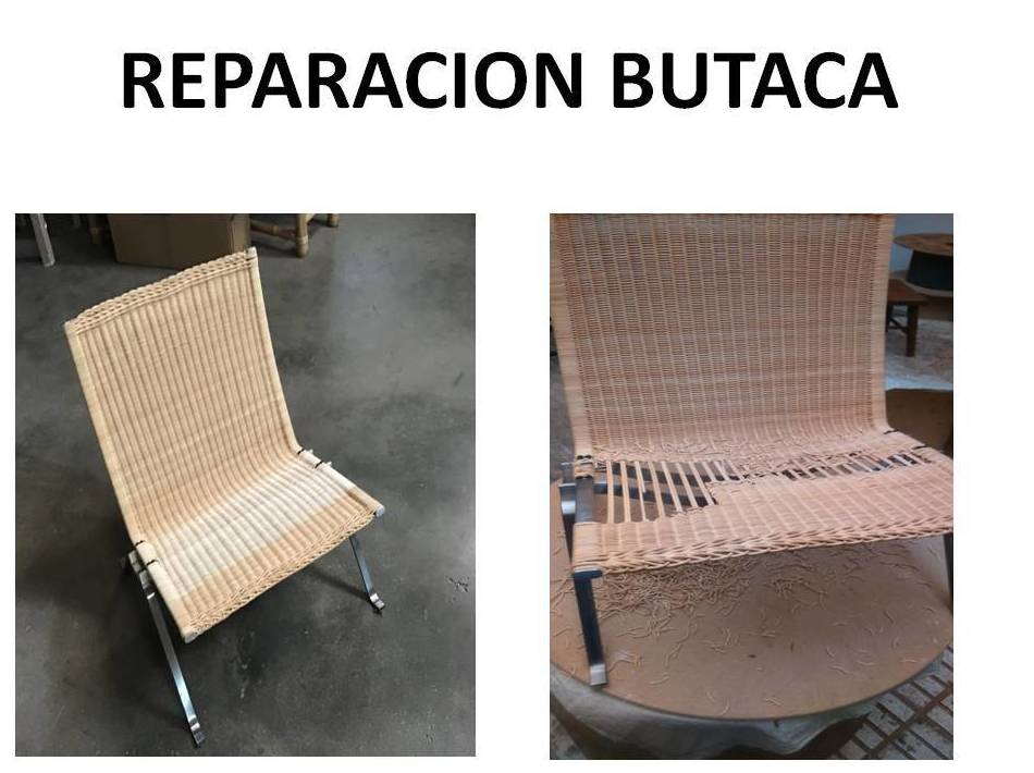 REPARACIÓN BUTACA MÉDULA EN MADRID