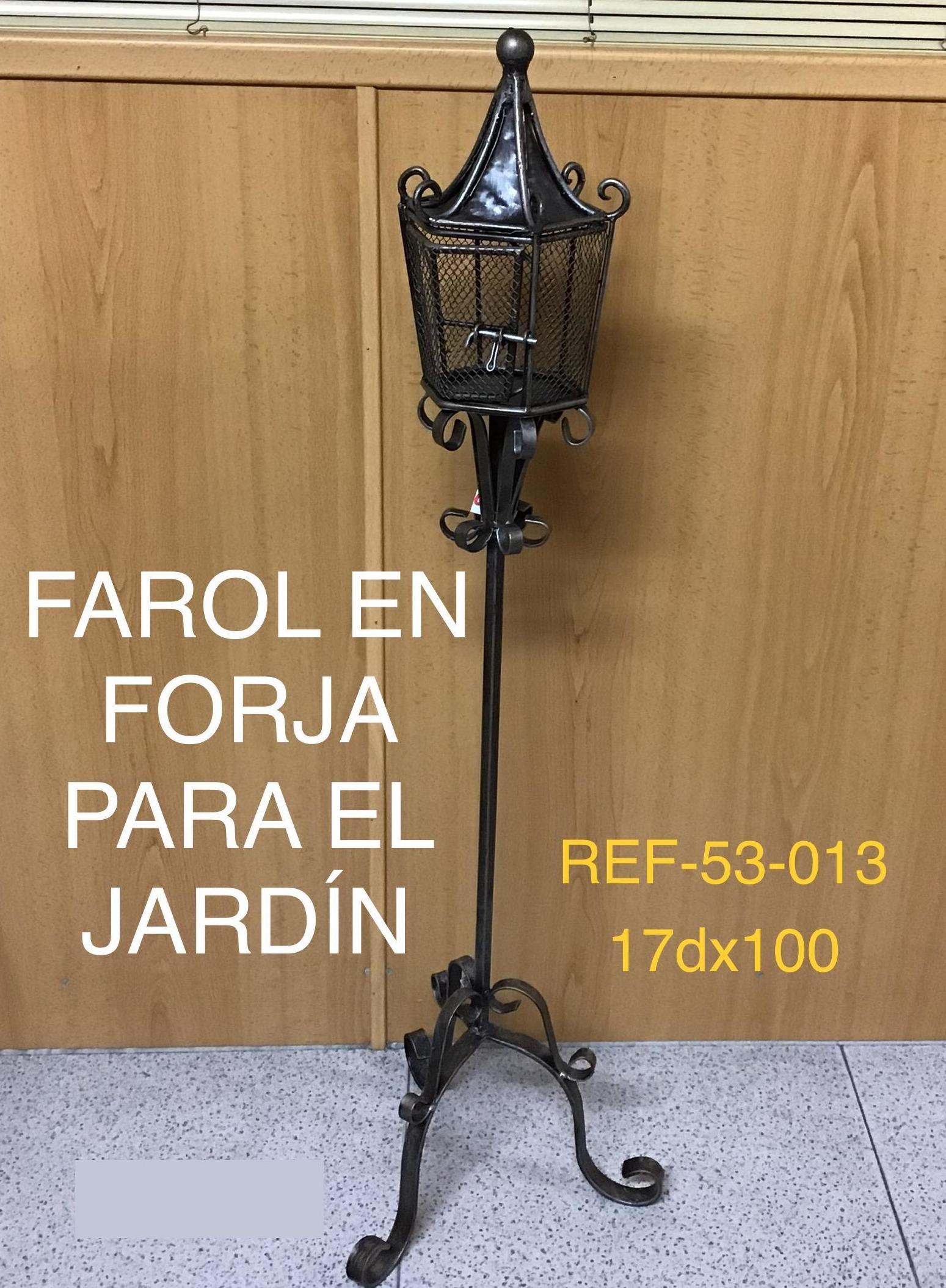 CANDELABRO DE PIE 27DX135
