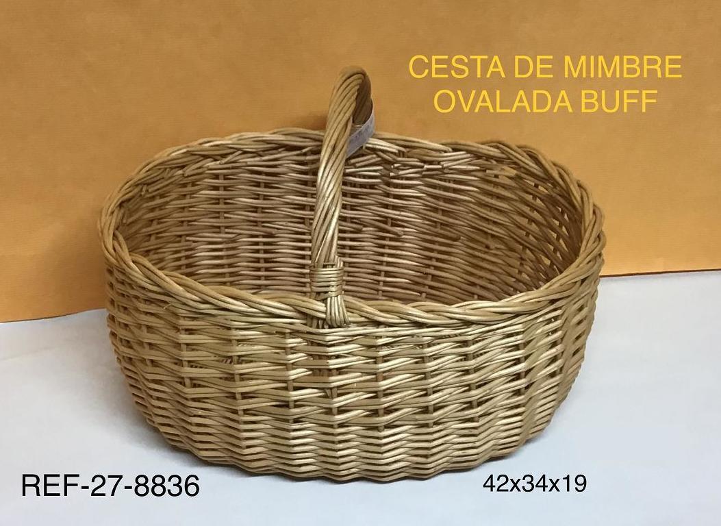 CESTA MIMBRE BUFF 42X34X19