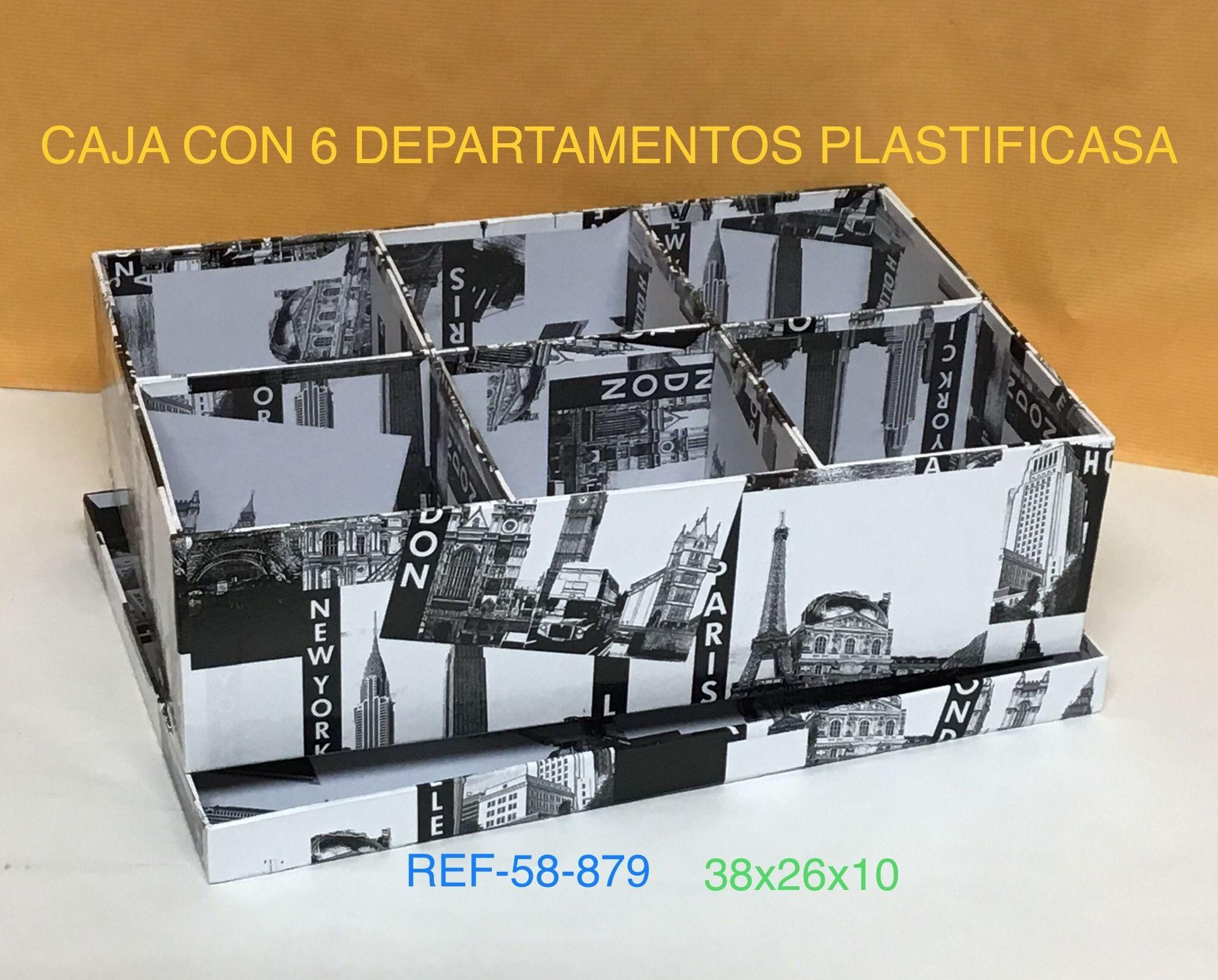 58-879 CAJA 6 HUECOS ALTA CAPITALES 37X25X10