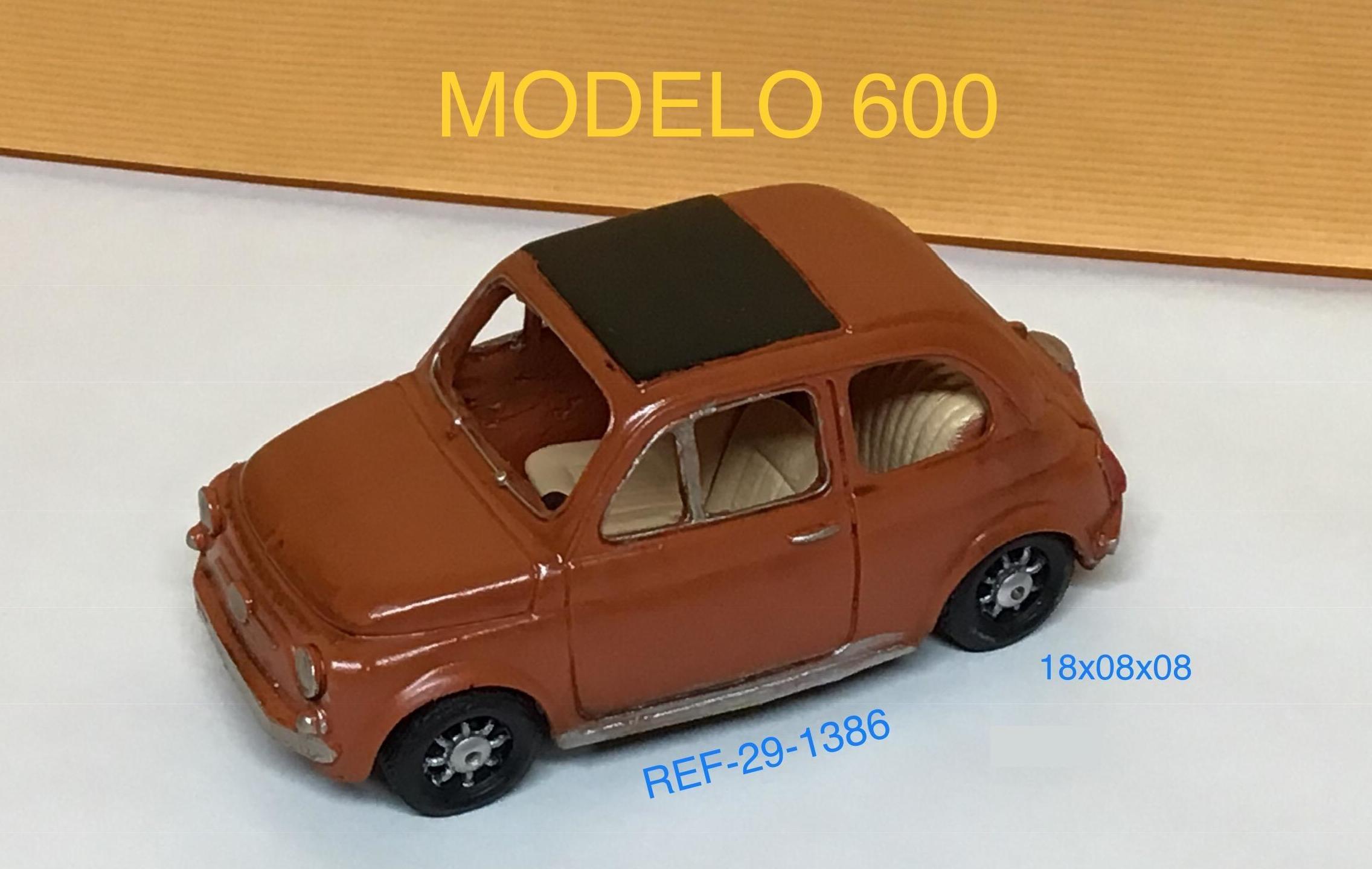COCHE METAL SEAT 600 18X8X8