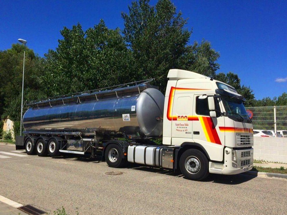 Foto 11 de Transporte de mercancías alimenticias en Sanlúcar de Barrameda | Transportes Cristobal  Guerrero Villalar