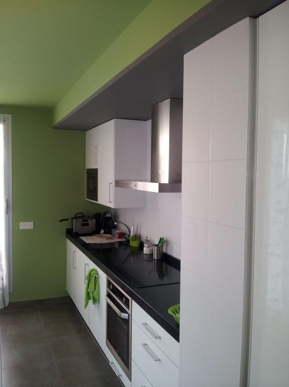 Pintura de cocinas en Zaragoza