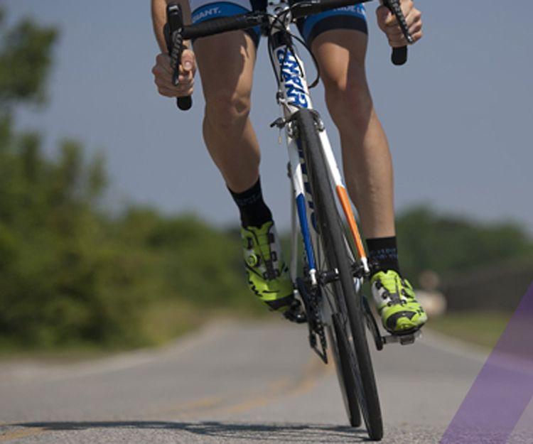 Estudio biomecánico de ciclistas
