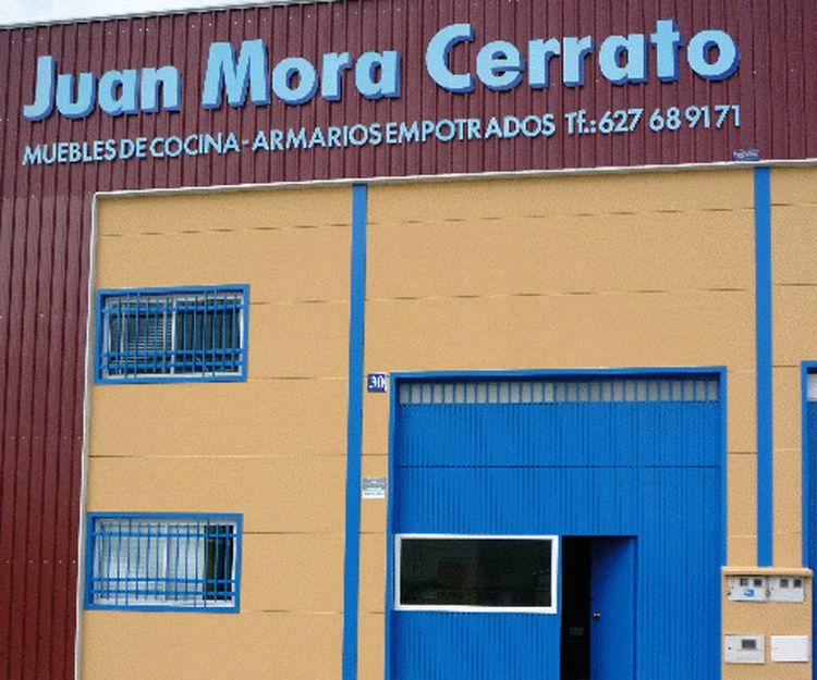Fachada de la empresa en Badajoz