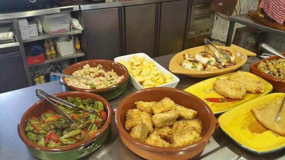 Restaurante de menús diarios Reus